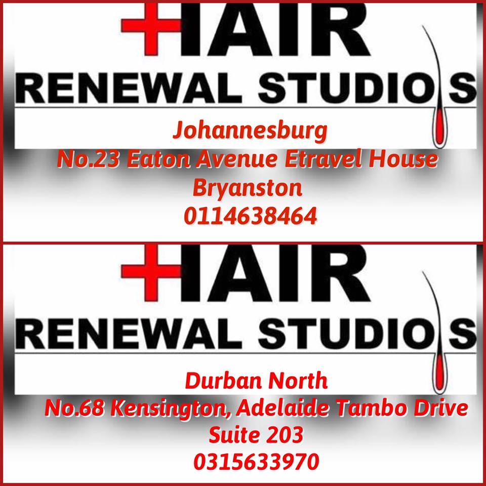 HAIR RENEWAL STUDIO'S