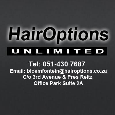 HAIR OPTIONS BLOEMFONTEIN