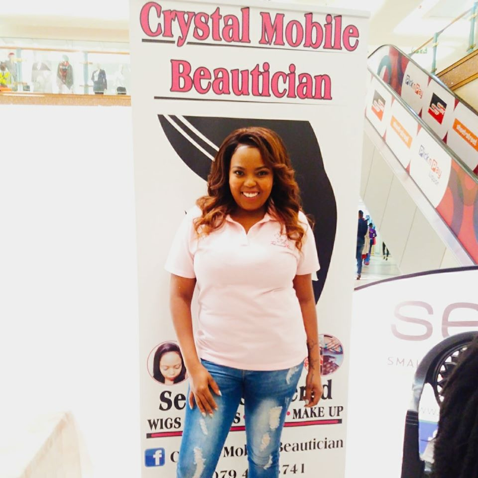 Crystal Mobile Beautician – Bloemfontien