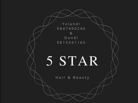 5 STAR HAIR & BEAUTY