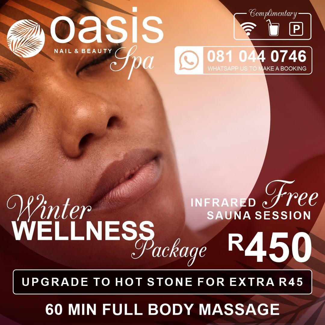 Oasis Nail & Beauty Spa Centurion