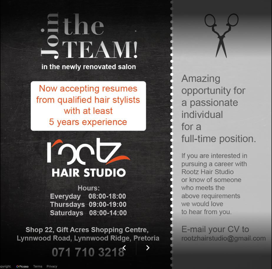 Rootz Hair Studio